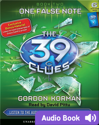 The 39 Clues Book #2: One False Note