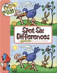 Go Fun! Spot Six Differences