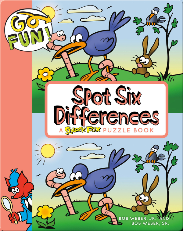 Go Fun! Spot Six Differences