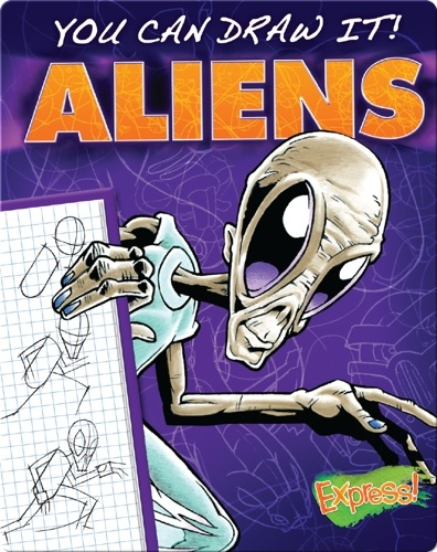 You Can Draw It! Aliens