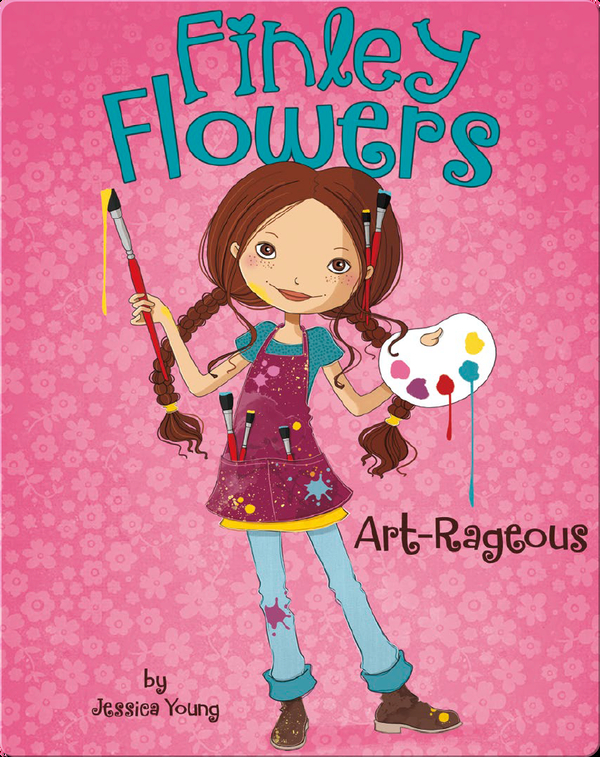 Finley Flowers: Art-Rageous