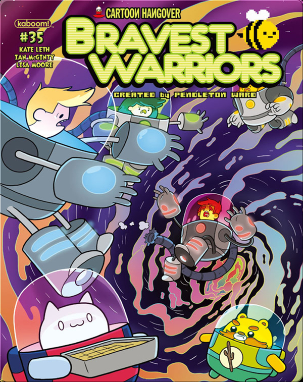 Bravest Warriors #35