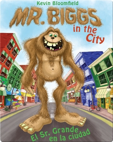 Mr. Biggs in the City / El Sr Grande en la ciudad