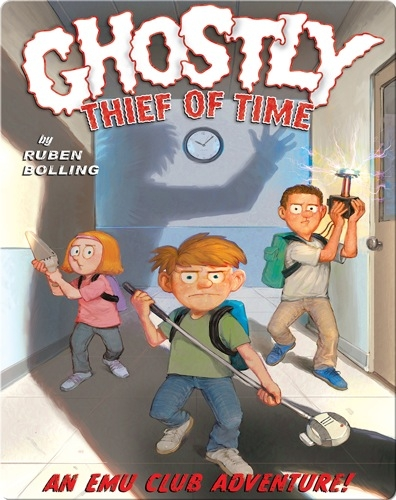 Ghostly Thief of Time