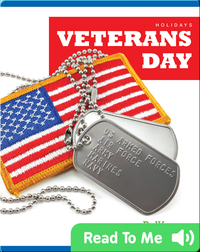 Holidays: Veterans Day