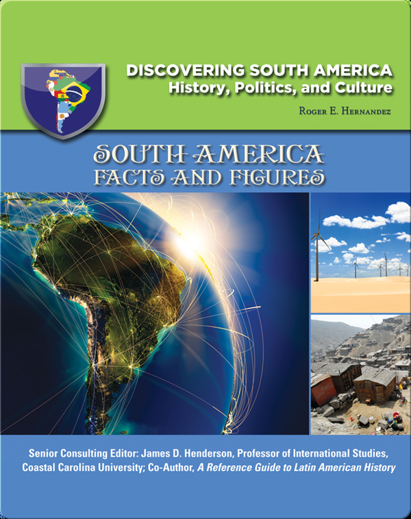 South America: Facts And Figures