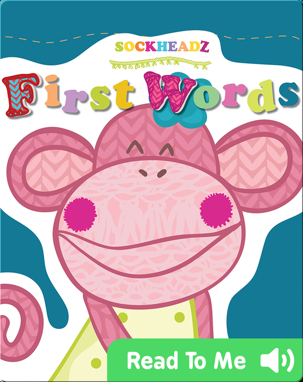 Sockheadz First Words