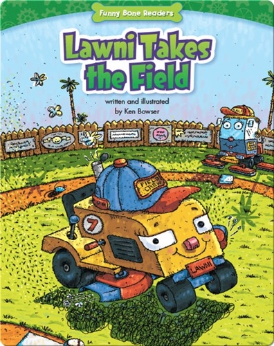 Lawni Takes the Field