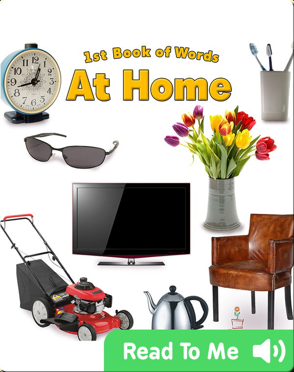 My First Words: At Home