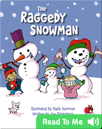The Raggedy Snowman
