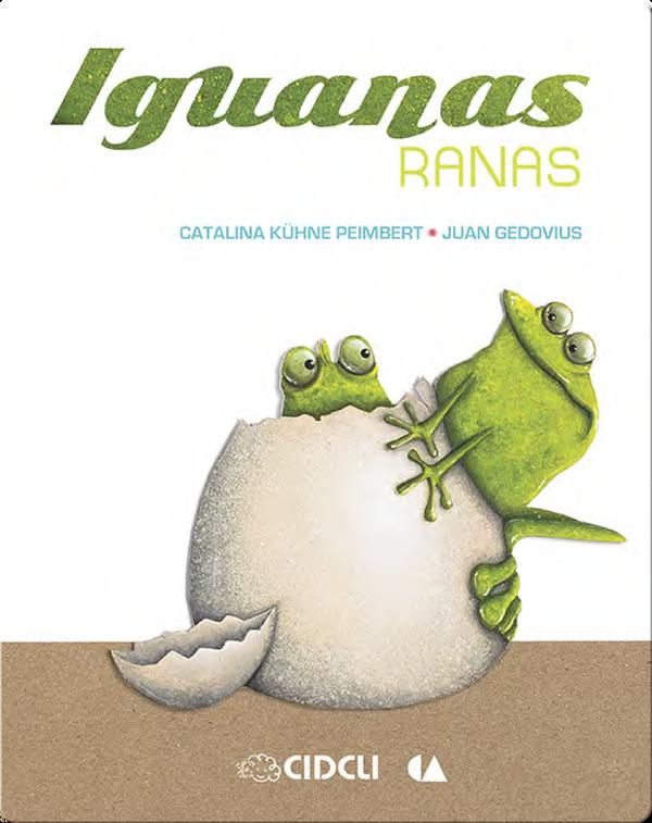 Iguanas ranas (Back at ya)
