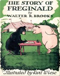 Freddy #4: The Story of Freginald