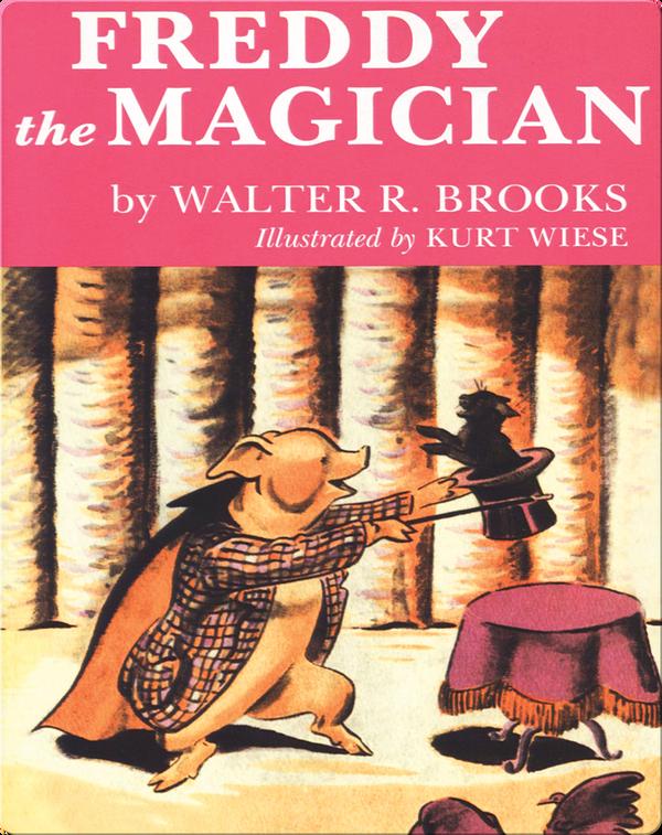 Freddy #14: Freddy the Magician