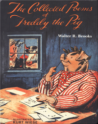 Freddy #21: The Collected Poems of Freddy the Pig