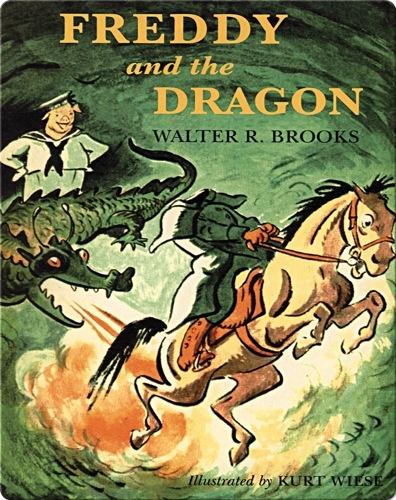 Freddy #26: Freddy and the Dragon