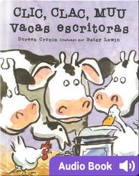 Clic, clac, muu: Vacas escritoras