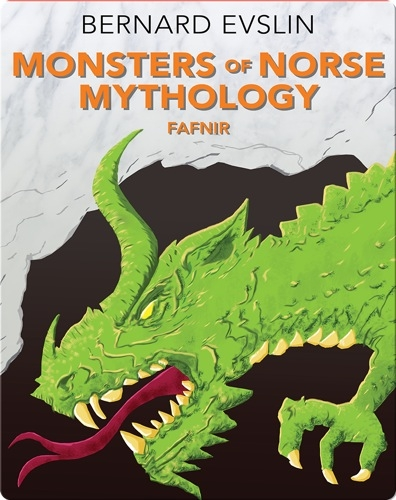 Monsters of Norse Mythology: Fafnir