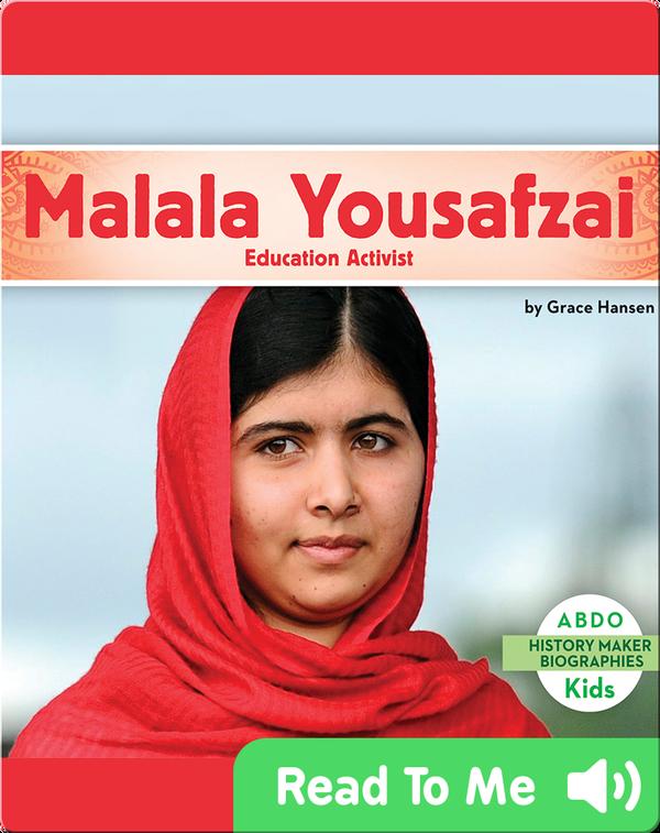Malala Yousafzai: Education Activist