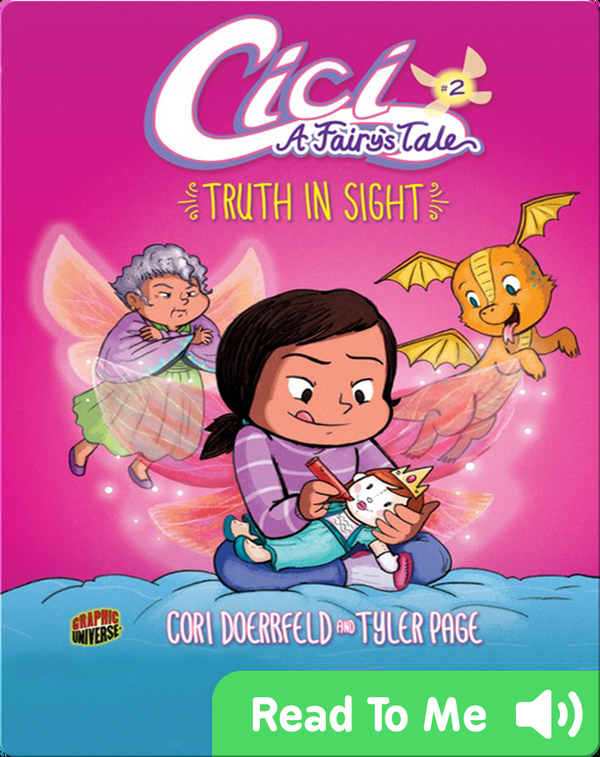 Cici, A Fairy's Tale #2: Truth in Sight