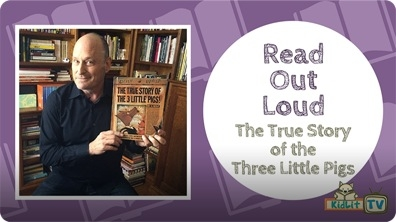 Read Out Loud: The True Story of the Three Little Pigs