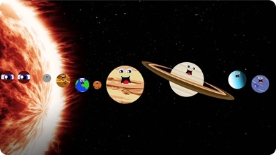 Planets Song for Kids / Solar System Song