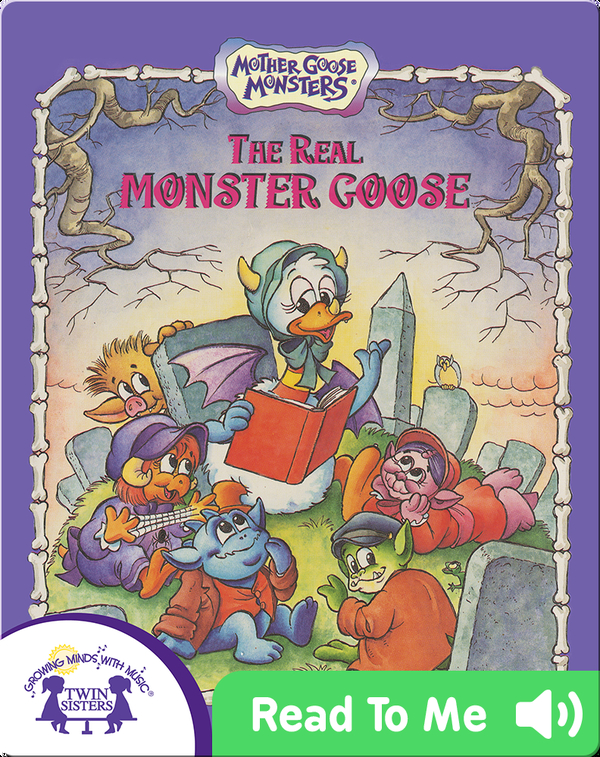 The Real Monster Goose