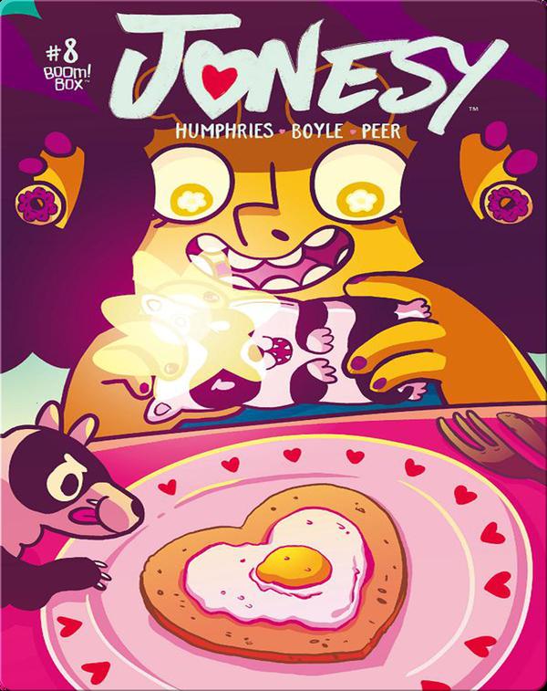 Jonesy #8
