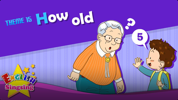 How Old - Asking Someone's Age