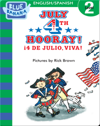 I'm Going to Read (Level 2): Hooray for the 4th of July