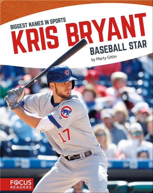 Kris Bryant Baseball Star