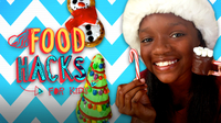 Hungry Holiday Hacks | FOOD HACKS FOR KIDS