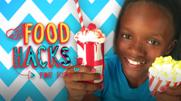 Movie Night Hacks | FOOD HACKS FOR KIDS