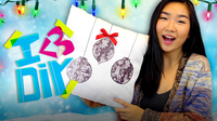 JENerationDIY's Winter Room Decor | I ♥ DIY