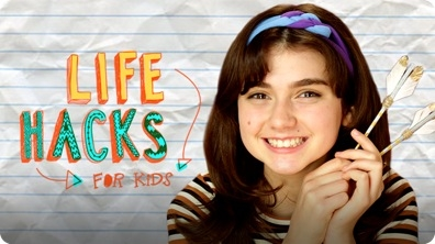 Hair Hacks | LIFE HACKS FOR KIDS