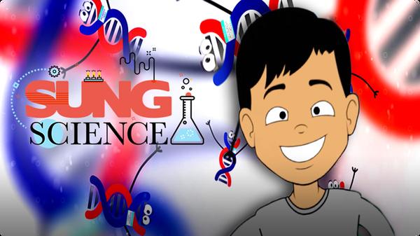 'D-N-A' | SUNG SCIENCE
