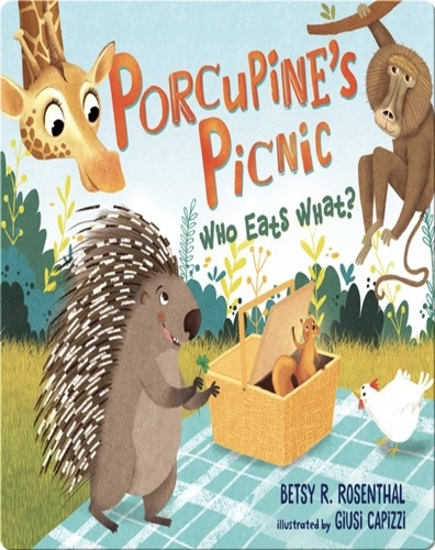 Porcupine's Picnic: Who Eats What?