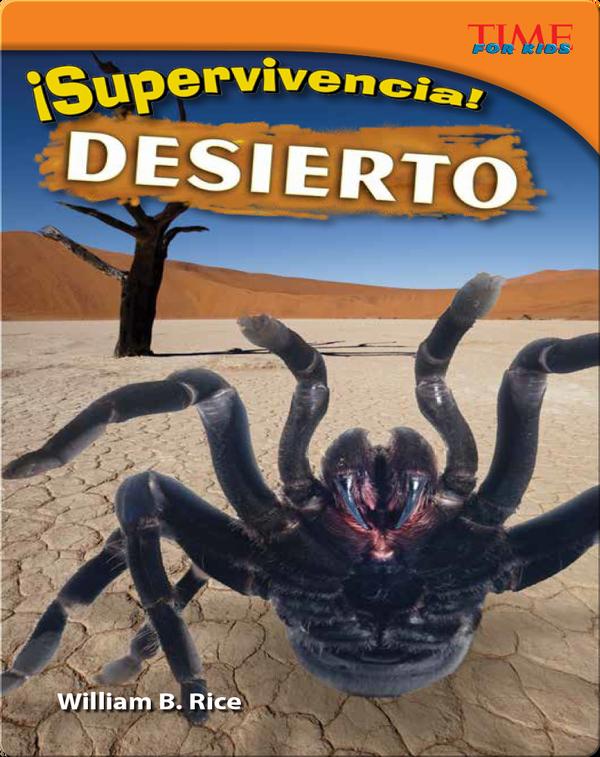 ¡Supervivencia!  Desierto (Survival!  Desert)