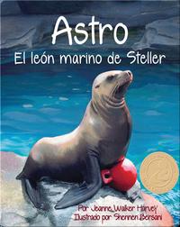 Astro: El león marino de Steller