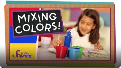 SciShow Kids: Mixing Colors!