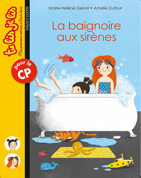 La baignoire aux sirènes