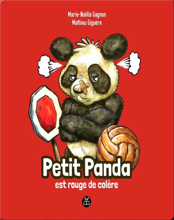Petit Panda est rouge de colère