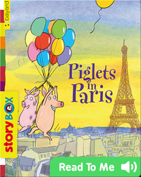 Piglets in Paris