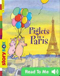 Piglets in Paris