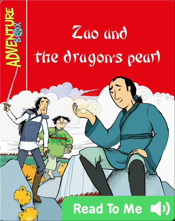 Zao And The Dragon's Pearl