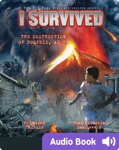 I Survived #10: I Survived the Destruction of Pompeii, A.D. 79