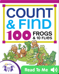 Count & Find 100 Frogs & 10 Flies