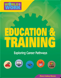 Education & Training: Exploring Career Pathways