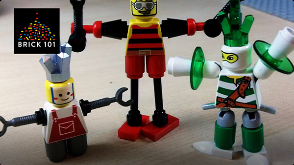 How To Build LEGO ROBOphelia