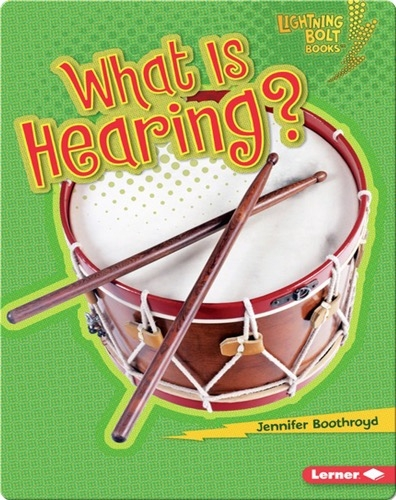 What Is Hearing?