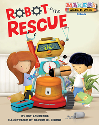 Robot to the Rescue: Robots